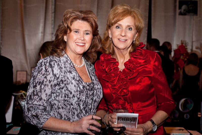 Susan Bennett and Lisa Jenkins