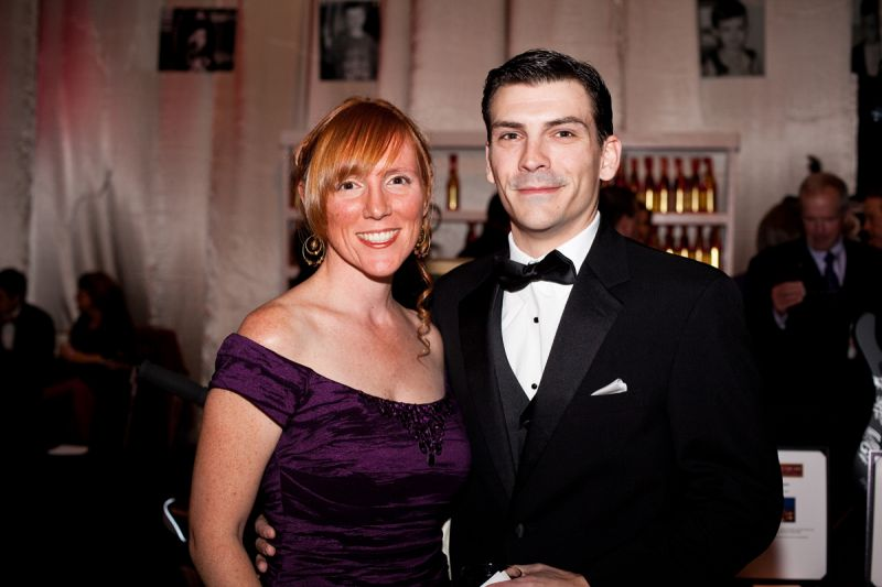 Rachel and Bobby Jenkins