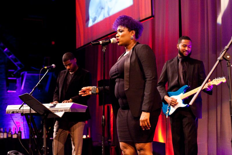 Quiana Parler and Friends Band