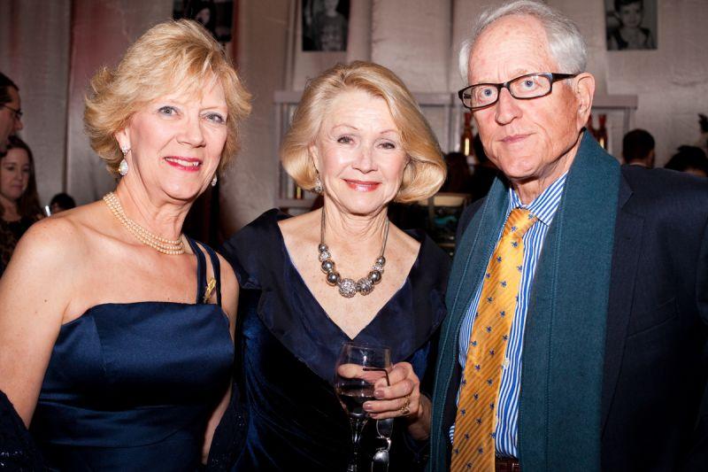 Dawn Malone with Joy and Sears Sauls
