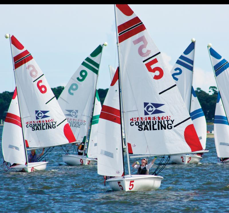 Charleston Community Sailing