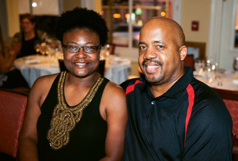 Denise and David Brown