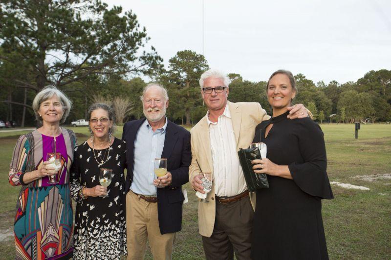 Martha Lynn Webb, Abby and Robert Morris, Bo and Amber Von Harten
