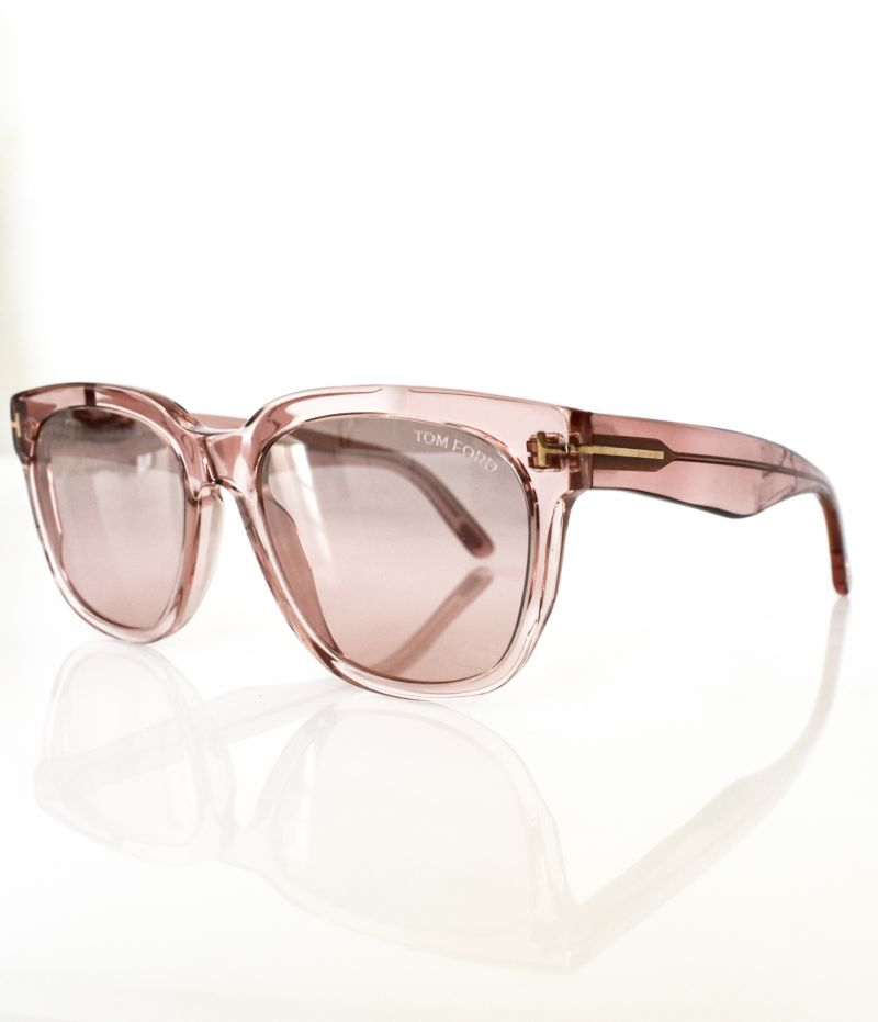 "Tom Ford ""Rhett"" sunglasses, $395 at Gwynn's of Mount Pleasant"