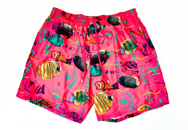 Vilebrequin printed swim trunks, $280 at Gwynn's of Mount Pleasant