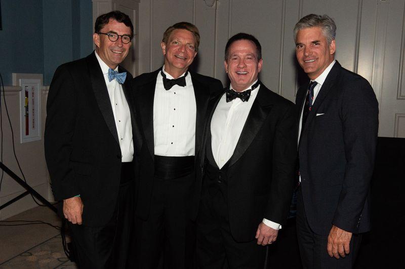 Mike Seekings, Truman Smith, Doug Warner, and Rick Fowler