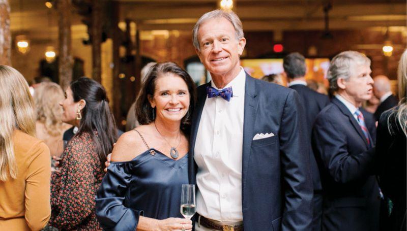Margaret Mays and Bill Lehew