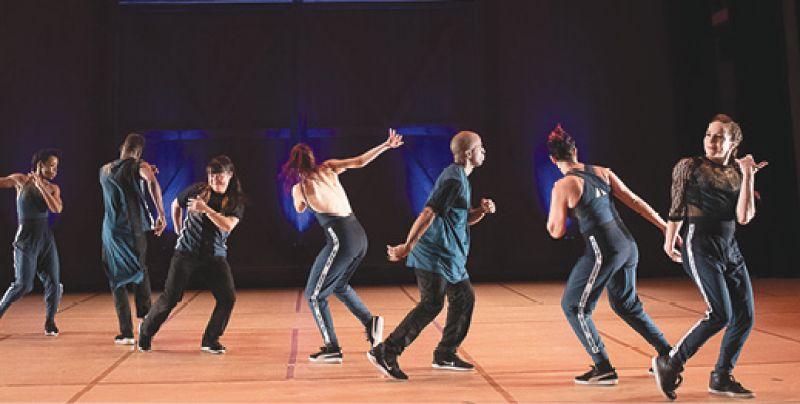 Ephrat Asherie Dance.