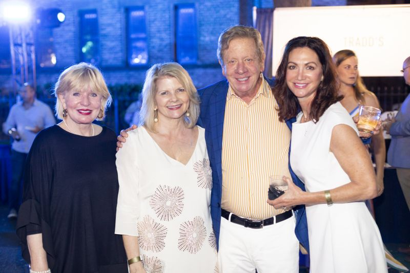 Jane Neal, Ellen Gansen, and Mike and Eileen Spears