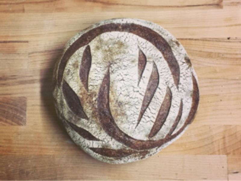 """Carbo Load: """"We're obsessed with Tiller Baking Co. bread. Whole Foods carries it now, so it's even easier to get."""" —Nora"""