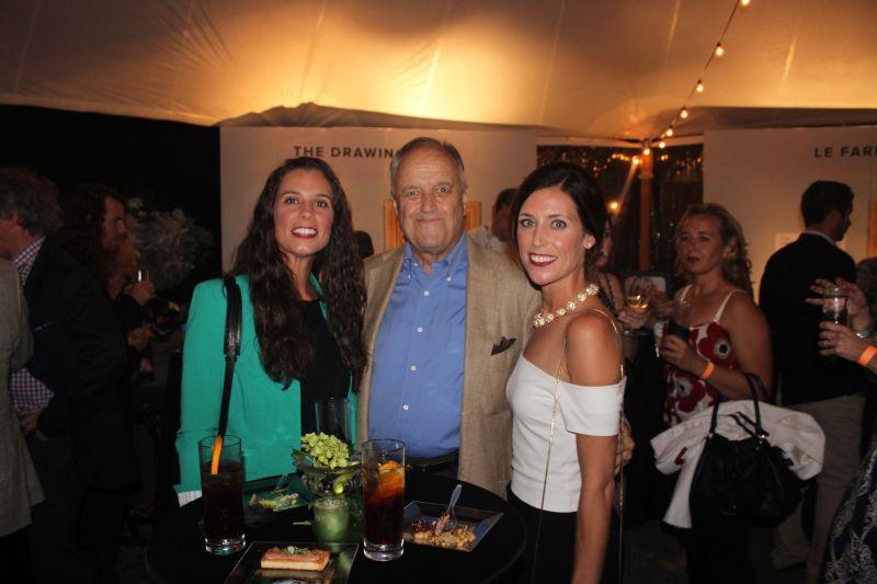 Stephanie Lee, Kirkland Grant, and Melinda Lee