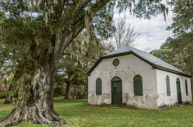 Strawberry Chapel-of-Ease, Berkeley County