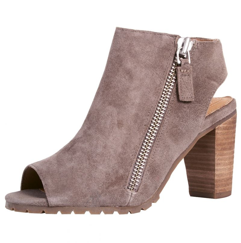 "2. Corso Como ""Lailey"" suede bootie, $179 at Copper Penny Shooz"