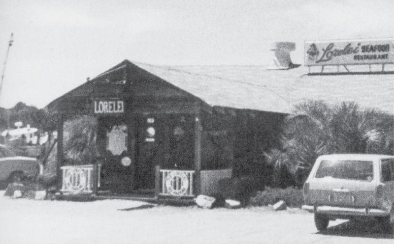 The Lorelei Seafood Restaurant