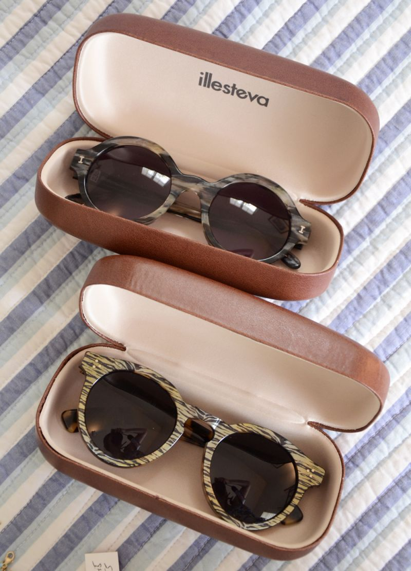 Some options for sunglasses thanks to Ombra Moderno