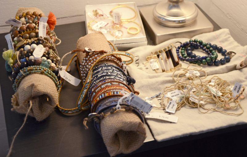 Beaded bohemian wrap bracelets