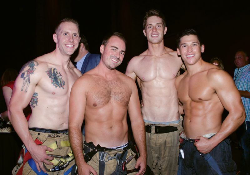 Nic Stevens, Trip Walthor, Peyton Ellis, and Adam Kraft