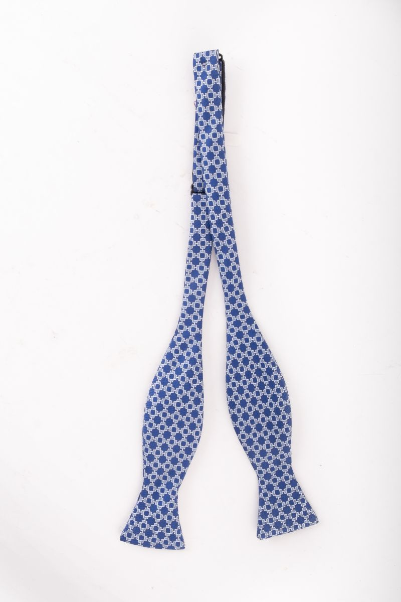 R. Hanauer silk bow tie, $65 at Grady Ervin & Co.