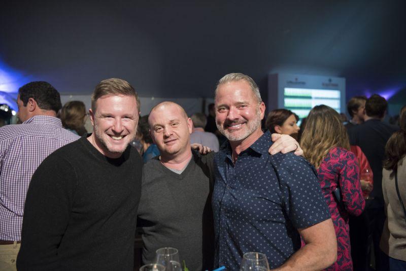 Tim Rogers, Jeffrey Pascoe, Haynes Wheeler