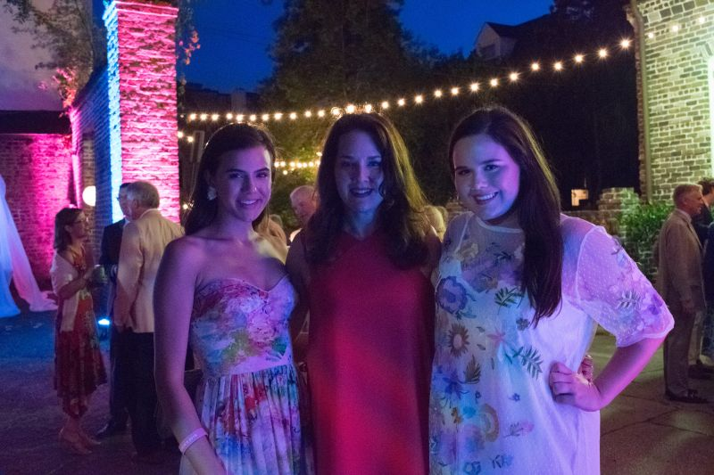 Sarah Louise, Jennifer, and Elizabeth Rhodes