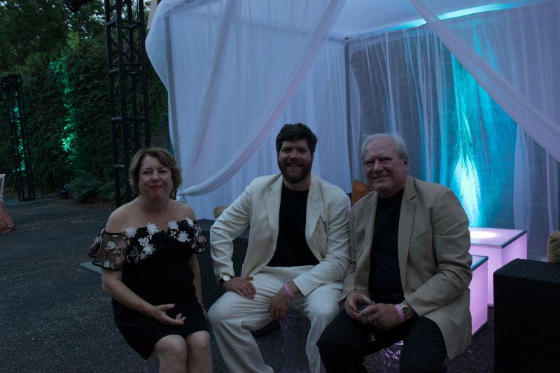 Celeste, Charlie, and Charles Patrick