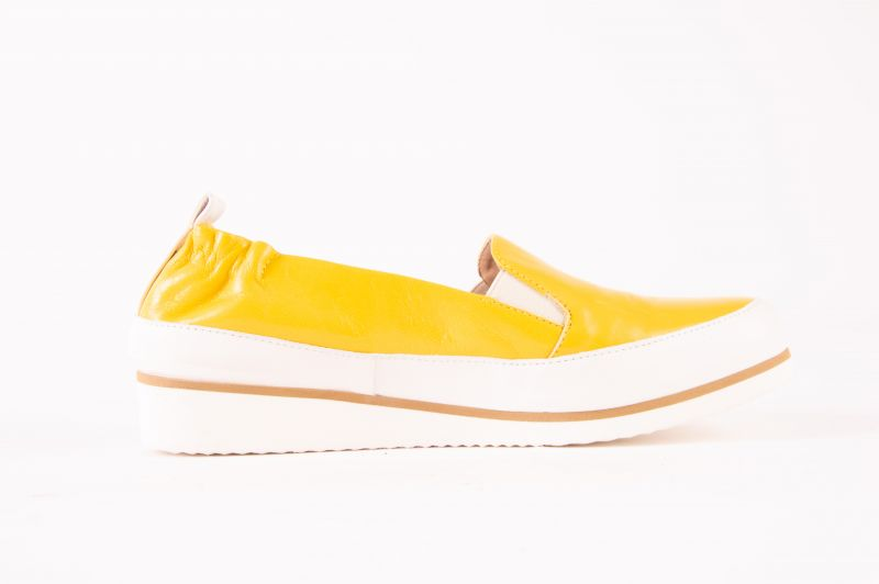 "Ron White ""Nell"" slip-on sneaker, $395 at Gwynn's of Mount Pleasant"