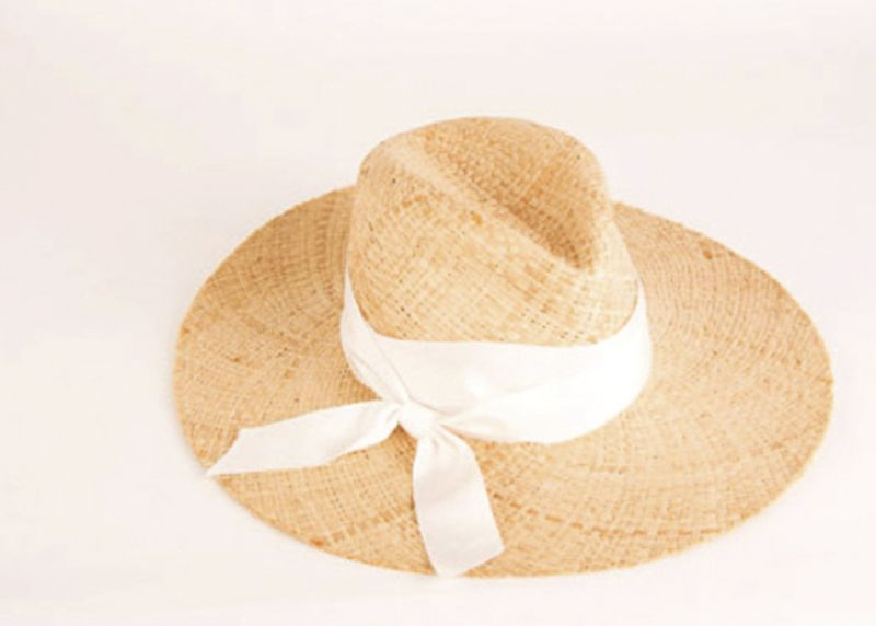 "Wyeth ""Cara"" hat, $69 at Julep"