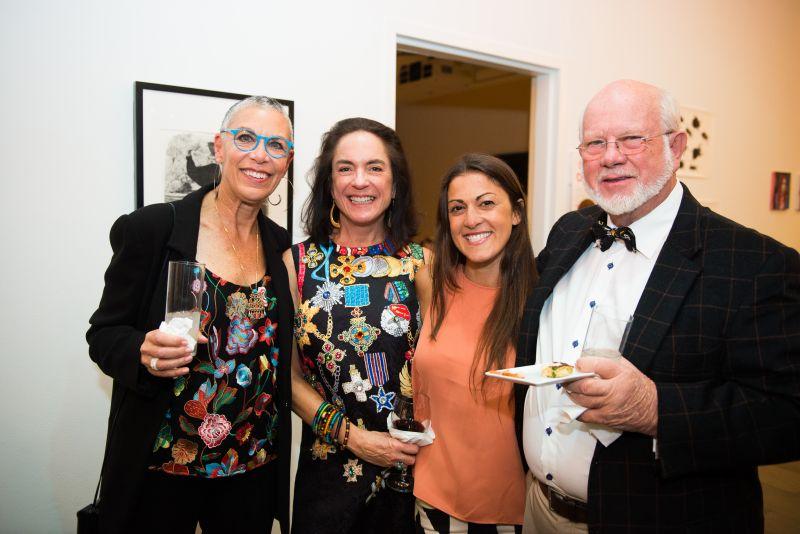 Annie Stone, Gregg Smythe, Dorit Handrus, and Graham Stone