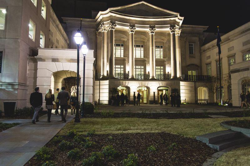 """Charleston Wine + Food """"Cheers to Charleston"""" opening at the Gaillard Center"""