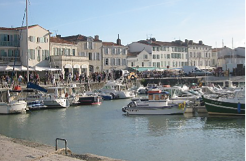 """Sweet Spot: """"Île de Ré off the Atlantic coast of France. There are beautiful pine forests that you walk through to get to the beach. It's my favorite place on earth. It's also home to the ice cream shop that inspired me."""