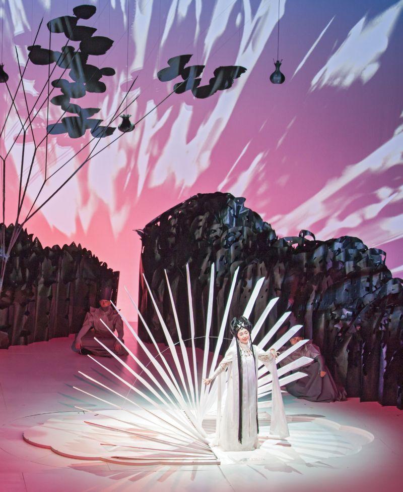 The 2015 production of Jennifer Wen Ma's Paradise Interrupted.