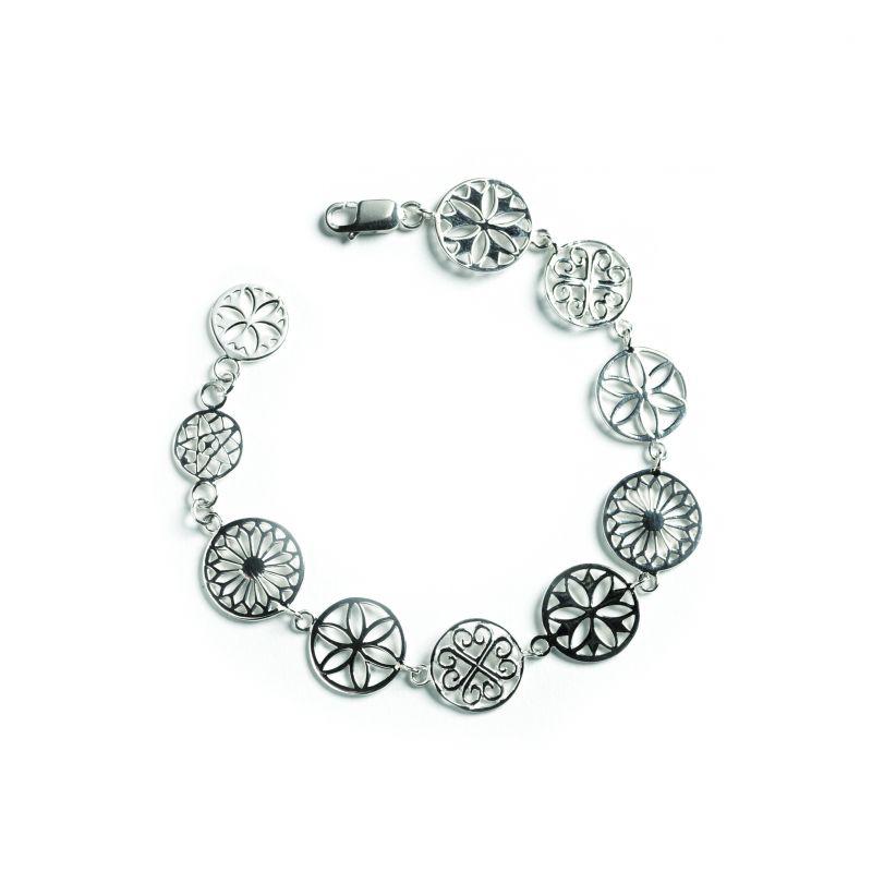 Southern Gates sterling silver classic multi-link bracelet, $175 at cargoholdinc.com/storelocator
