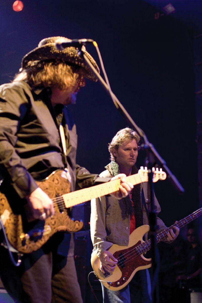 Atlanta based rock band Drivin N Cryin headlines the Windjammer on June 10 and 11.