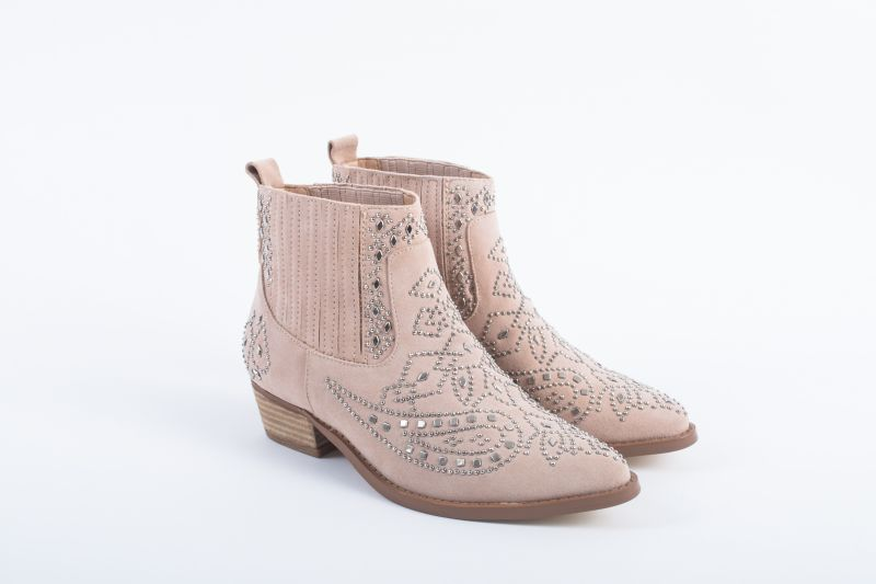 "Bibi Lou ""Lola Cruz"" boot, $190 at Shoes on King"