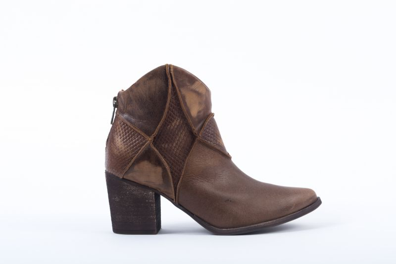 "Chocolat Blu ""Belle"" boot, $195 at Shoes on King"