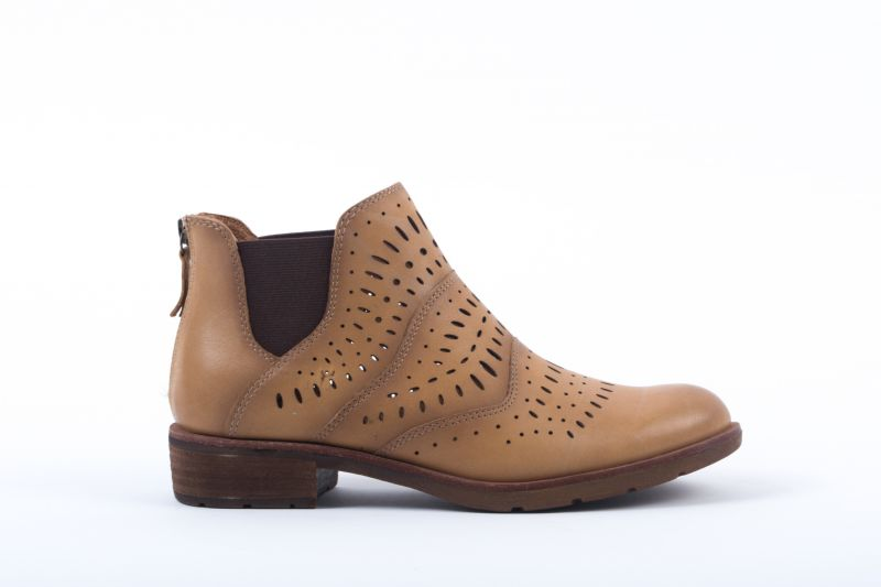 "Sofft ""Brenley"" boot in ""new caramel,"" $130 at Mix by Copper Penny"