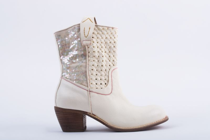 """Elisa"" ankle boot, $648 at Lori + Lulu"
