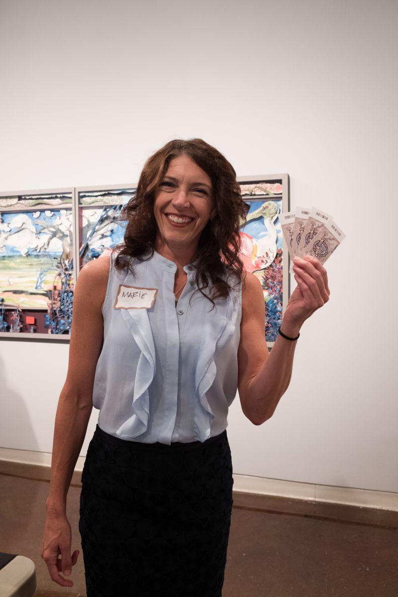 Marie Delcioppo wins RiverDogs tickets