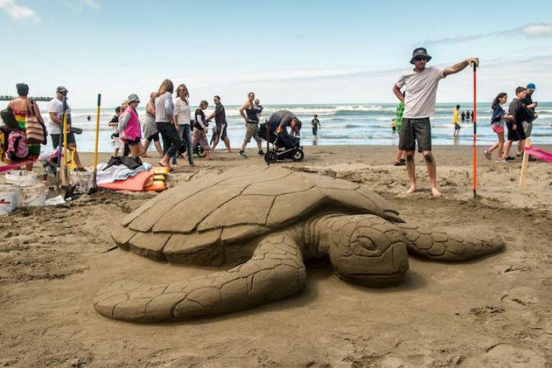 Folly Beach -Sea & Sand Festival