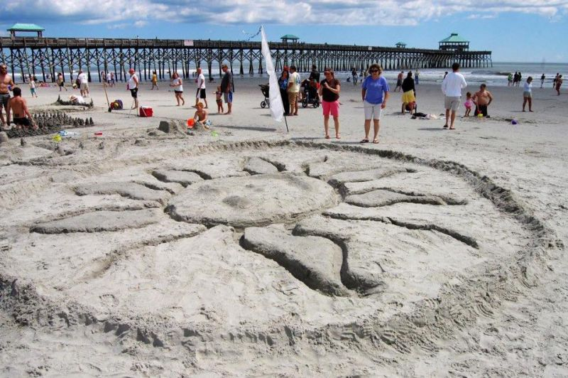 Folly Beach - Sea & Sand Festival