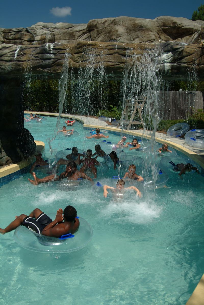 James Island - Splash Zone Water Park