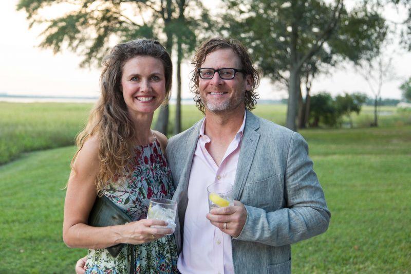 Heather Barrie and Jason Robbins