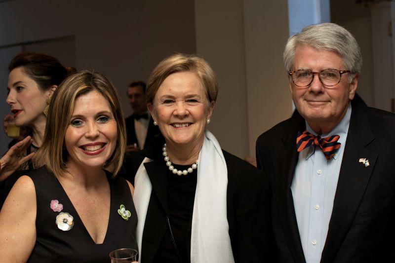Jennifer Ross with Tater and Bill Beak