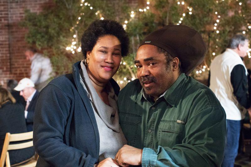 Tanosha and Jerone Jenkins