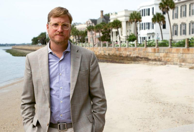 Historic Charleston Foundation CEO Winslow Hastie sees flooding as a preservation threat.