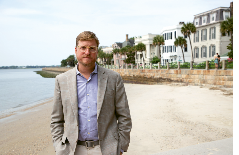 """Historic Charleston Foundation CEO Winslow Hastie sees issues like transportation, flood resiliency, and housing affordability as interconnected in terms of their impact on livability, a term that he cautions """"gets used for different agendas and not always for the good of the broader community."""""""