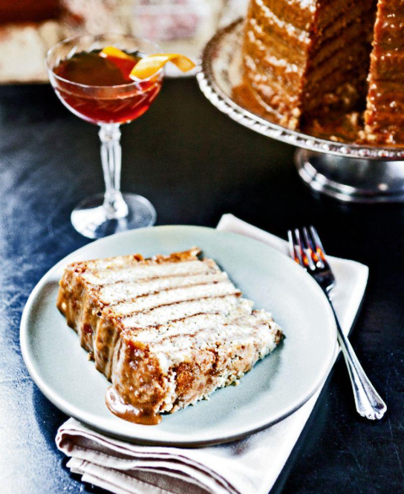 Charleston Sc Sean S Grandma S Apple Stack Cake Recipe