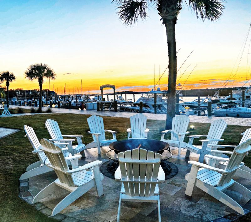 The Salty Dog Cafe