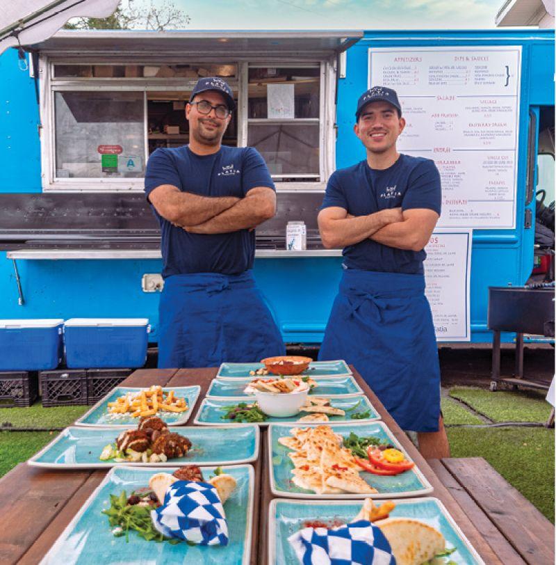 Platia Food Truck