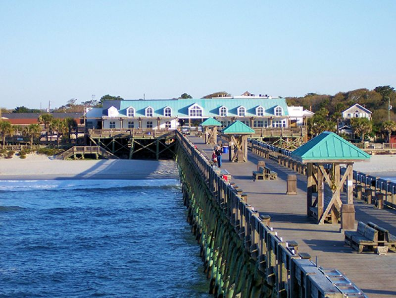 Folly Beach - Pier